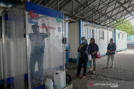 """Terapkan protokol """"New Normal"""", KCN cegah COVID di Pelabuhan Marunda"""