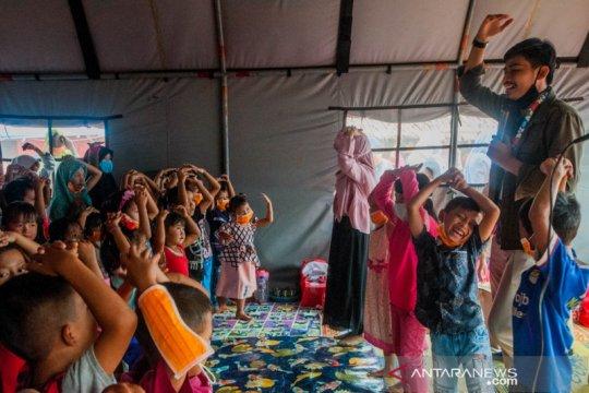 Menteri PPPA: Pengasuhan anak bukan hanya tugas perempuan