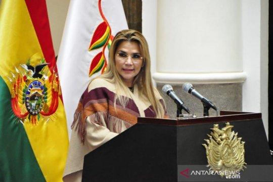 Presiden Bolivia kembali bekerja setelah pulih dari COVID-19