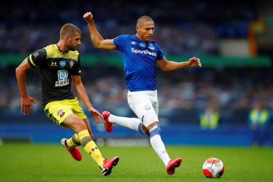 Everton, Southampton berbagi poin di Goodison Park