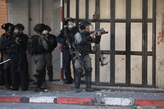 Masjid Tepi Barat terbakar, Palestina salahkan pemukim Israel