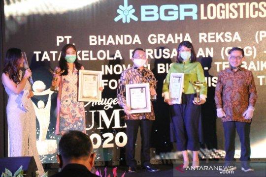 BGR Logistics raih penghargaan ajang Anugerah BUMN 2020