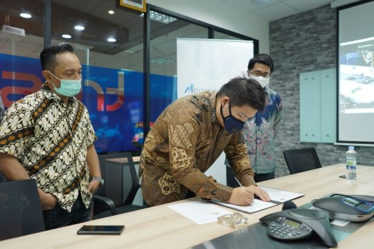 Pemprov Bali gandeng startup kelola pengadaan barang dan jasa