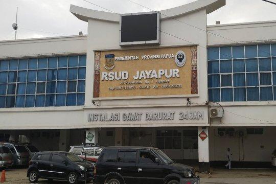 84 nakes positif COVID-19, RSUD Jayapura batasi layanan pasien