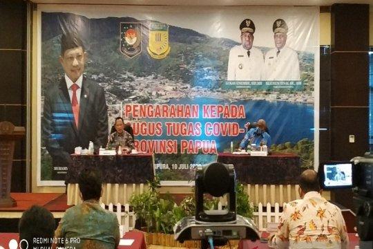 Mendagri harap tokoh agama Papua ajak warga patuhi protokol kesehatan