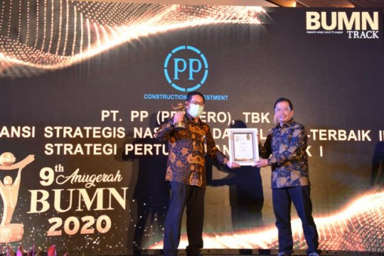 PP raih dua penghargaan Anugerah BUMN 2020