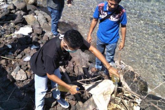 15 kilogram sirip ikan pari manta dimusnahkan di Flores Timur