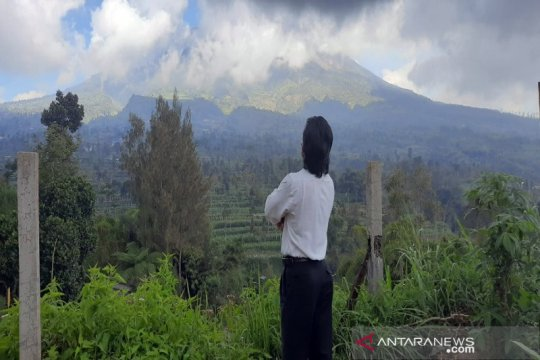 Antisipasi erupsi Gunung Merapi, warga Jrakah-Boyolali galakkan ronda