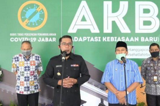 Gubernur Jawa Barat minta maaf soal kasus COVID-19 di Secapa AD