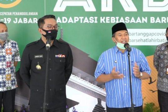 Tes COVID-19 akan dilakukan pada warga sekitar Secapa AD Bandung