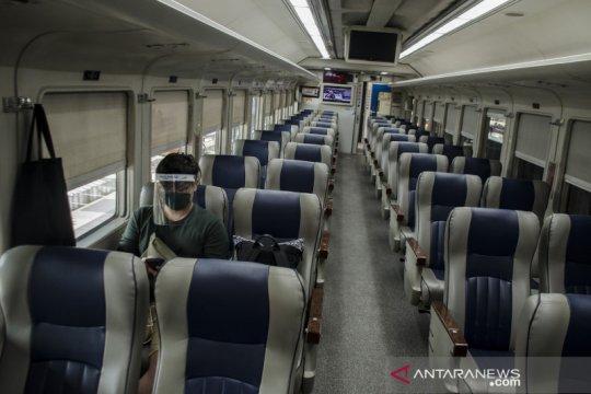 Kereta Argo Parahyangan rute Bandung-Gambir kembali beroperasi