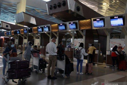 Ini prosedur penerbangan luar negeri saat pandemi via Soekarno-Hatta
