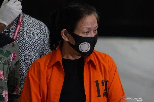 Maria Pauline Lumowa diperiksa untuk dikonfrontir keterangan saksi