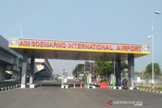 Bandara Adi Soemarmo layani empat maskapai penerbangan