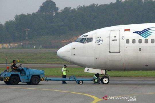 Mulai 13 Juli Garuda terbangi Jambi-Jakarta tiap hari