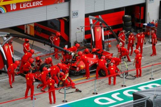 FIA peringatkan Ferrari menyusul pelanggaran protokol COVID-19