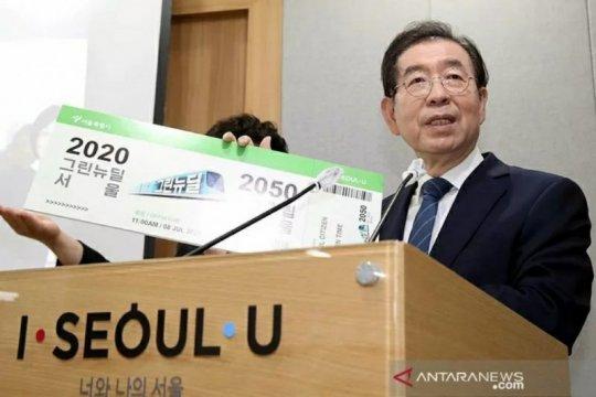 Wali kota Seoul dimakamkan, investigasi kekerasan seksual berjalan