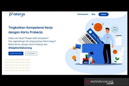 Presiden Jokowi terbitkan perpres Kartu Prakerja baru