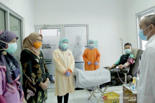 PMI Lumajang terima donor plasma darah pertama pasien sembuh COVID-19