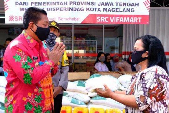 231 UMKM Kota Magelang terima bantuan JPE Jateng