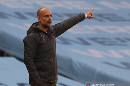 Guardiola perpanjang kontrak dengan Manchester City hingga 2023