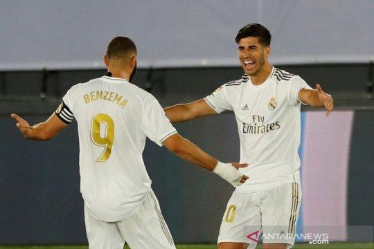 Klasemen Liga Spanyol: Real Madrid perlebar jarak lagi dari Barcelona