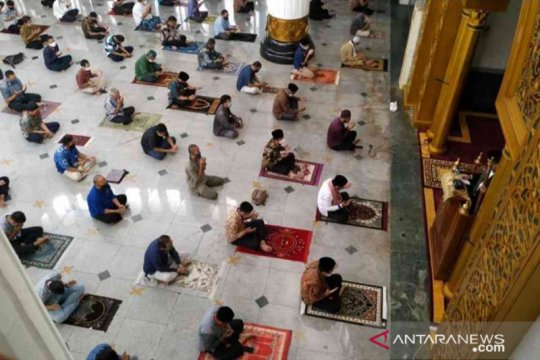 Bekasi keluarkan edaran petunjuk Idul Adha antisipasi COVID-19