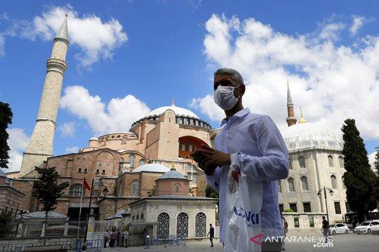 Ulama Malaysia dukung Hagia Sophia jadi masjid