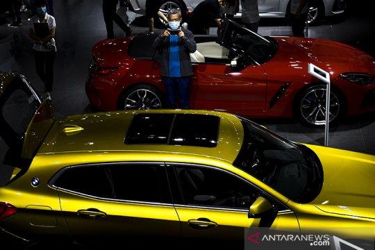Gelaran Pameran Otomotif Internasional Changchun China ke-17