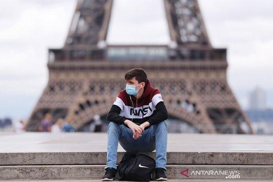 Paris, Marseille diumumkan sebagai zona berisiko tinggi COVID-19