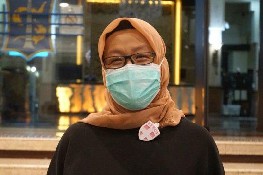 Ibu hamil di Surabaya jalani swab usia kandungan masuki minggu ke-37