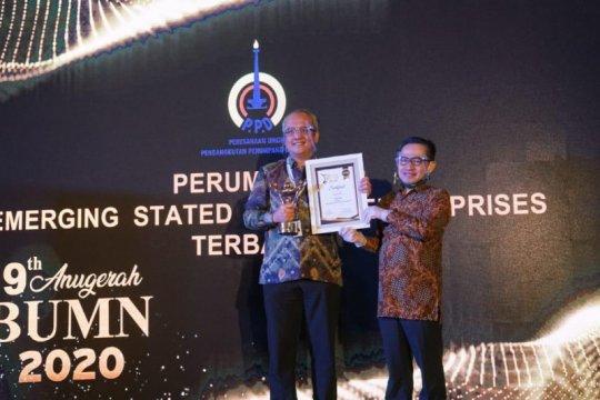 PPD raih penghargaan Anugerah BUMN 2020