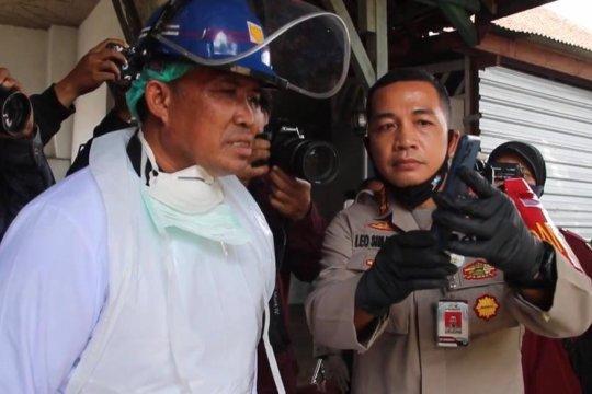 Kapolri apresiasi tim pemulasaran jenazah corona Polresta Malang Kota