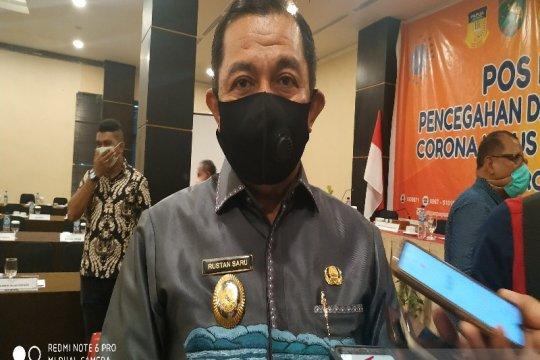 Persediaan masker N-95 di Kota Jayapura cukup