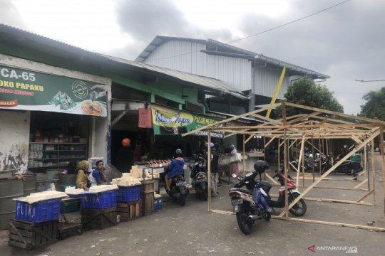 Revitalisasi dua pasar rakyat di Malang dilanjutkan di tengah pandemi