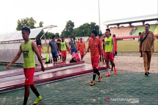 Kalteng Putra ingin menjadi tuan rumah Liga 2 Indonesia