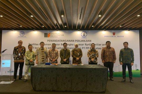 PP Infrastruktur-IIF tandatangani pembiayaan proyek air minum Gresik
