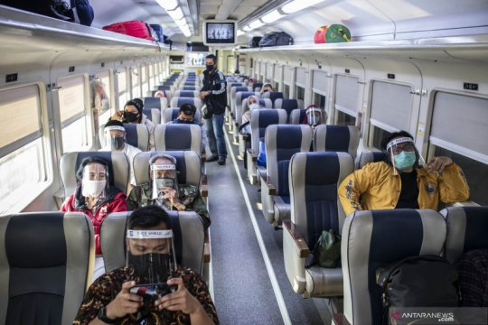 PT KAI tambah perjalanan kereta api jarak jauh