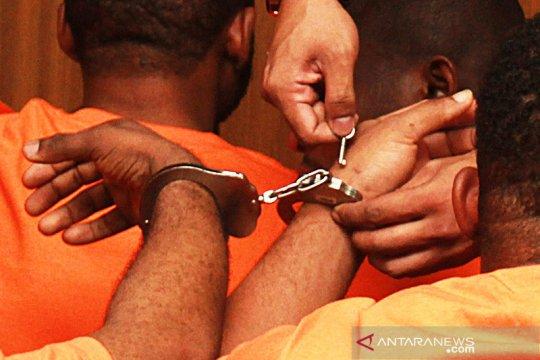 Kasus pengiriman paket ganja di BIM, polisi ringkus empat pelaku