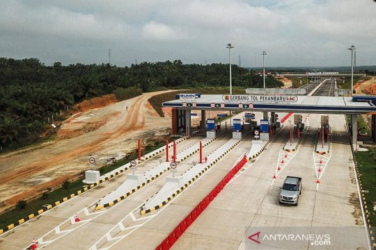 Operasi Tol Trans Sumatera ditargetkan capai 500 km pada akhir 2020