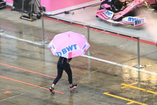 Cuaca buruk batalkan sesi latihan terakhir Grand Prix Styria