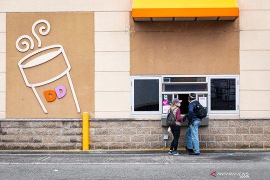 Dunkin' Donuts akan tutup 450 gerai di akhir tahun 2020