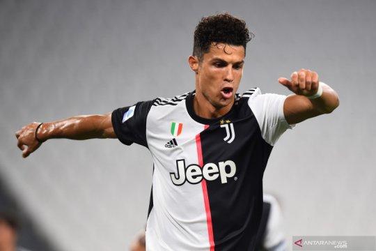 Incar gol ke-100, Ronaldo beri sinyal akan bermain saat lawan Swedia
