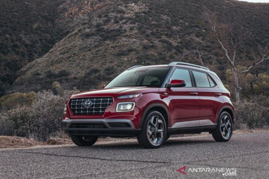 Hyundai Venue hadirkan transmisi manual tanpa pedal kopling