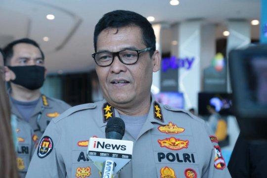 Melawan saat ditangkap, Densus 88 tembak terduga teroris Sukoharjo