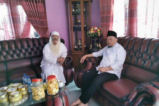 Ketua DPD RI La Nyalla ke Abuya Syar'i Ciomas dalam safari ke Banten