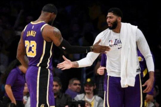 James tolak pakai jersey bertuliskan pesan sosial saat restart NBA