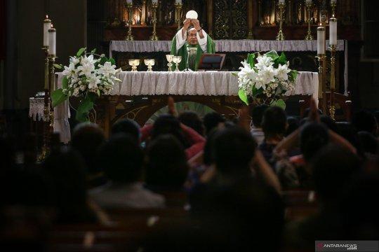 Satpol PP Jakarta Pusat jaga 45 gereja pada Natal 2020