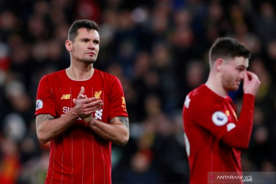 Liverpool akan perpanjang kontrak Dejan Lovren sampai 2022