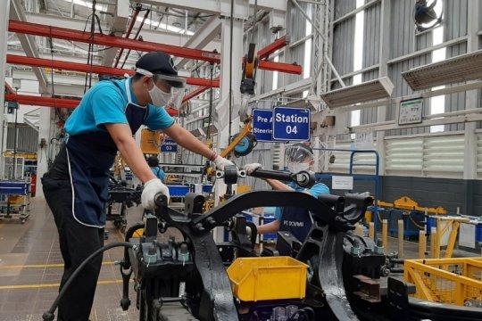 Daimler Indonesia kembali operasikan pabrik Wanaherang untuk Mercedes